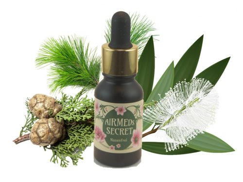 Nasenfrei Öl von Airmed' Secret