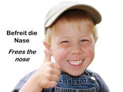 Ätherische Öle Atemwege Nase