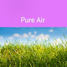 Pure Air Öl – reine Raumluft